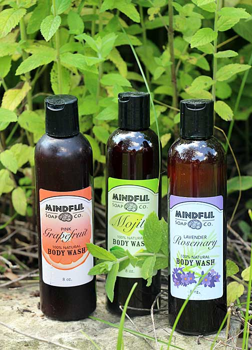 Mindful Soap Natural Liquid Soap Review and Giveaway