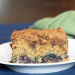 GMA Best Breakfast Winner Makes Blueberry Coffee Cake