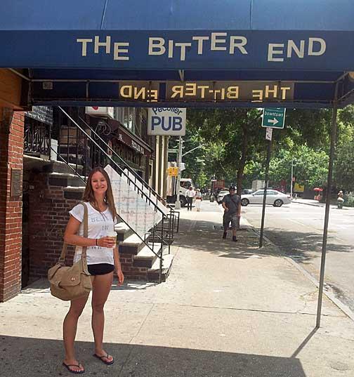 Bitter-End