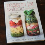 Bored with Bag Lunch?  Mason Jar Salads Review & Giveaway
