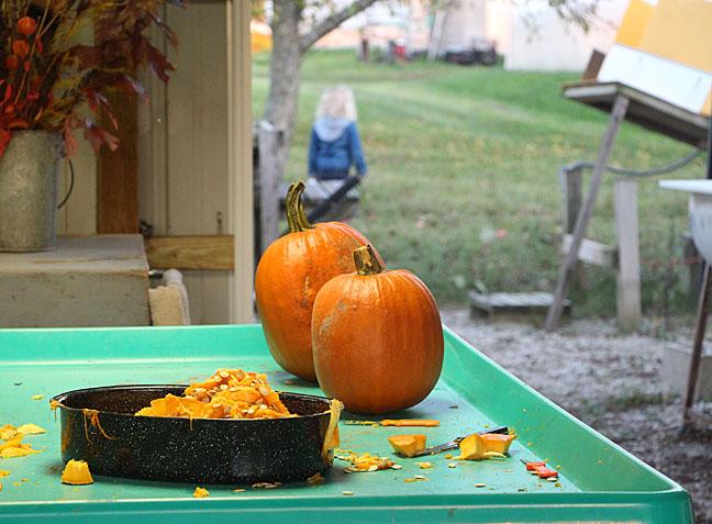 carving-pumpkins