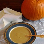 Easy Pumpkin Coconut Soup and a Harvest Party