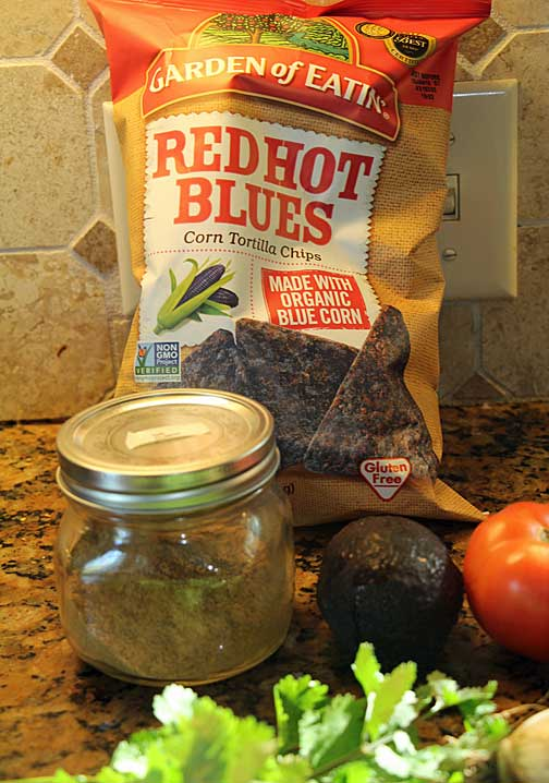 Guacamole and the Red Hot Blues Art of Natural Living