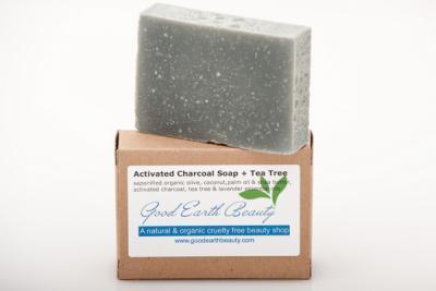 Good Earth Beauty Soap