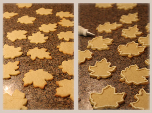 Cookies in progress