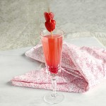 Valentines Prosecco Cocktail