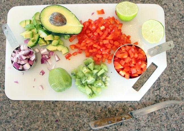 Fruit-Salsa-Ingredients