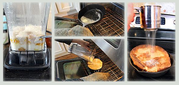 Dutch Baby or German Pancake