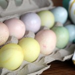 Ad-Libbing All Natural Easter Eggs