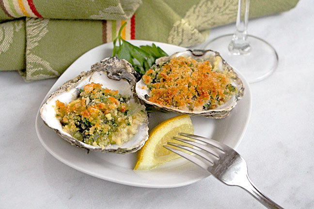 You Can Make Oysters Rockefeller at Home