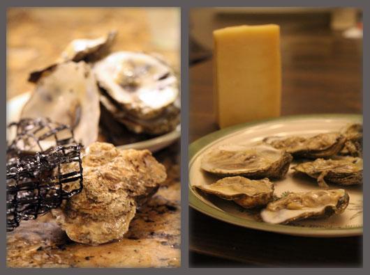 Preparing Oysters Rockefeller