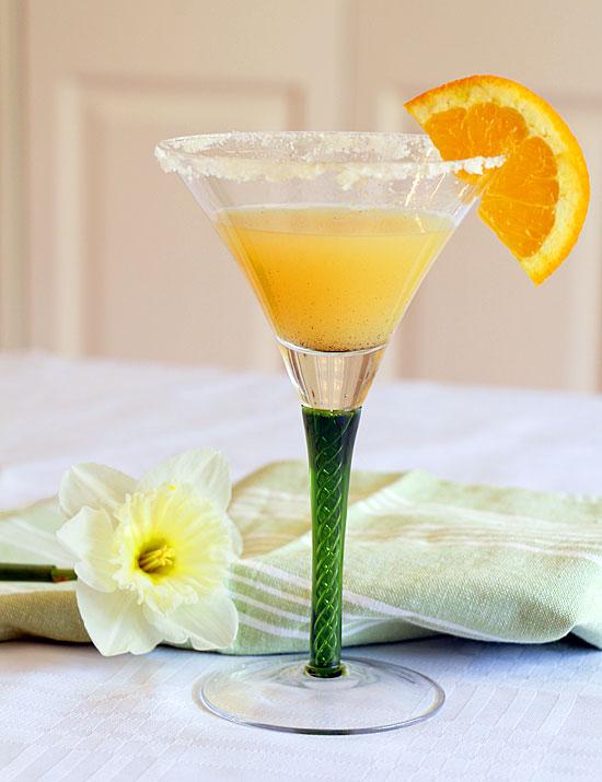Crreamsicle Martini