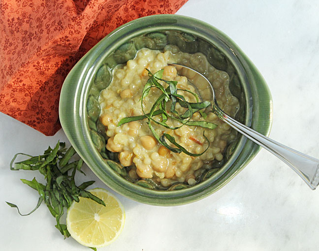 One Dish Chickpea Curry