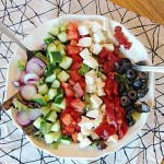 CSA Greek Salad