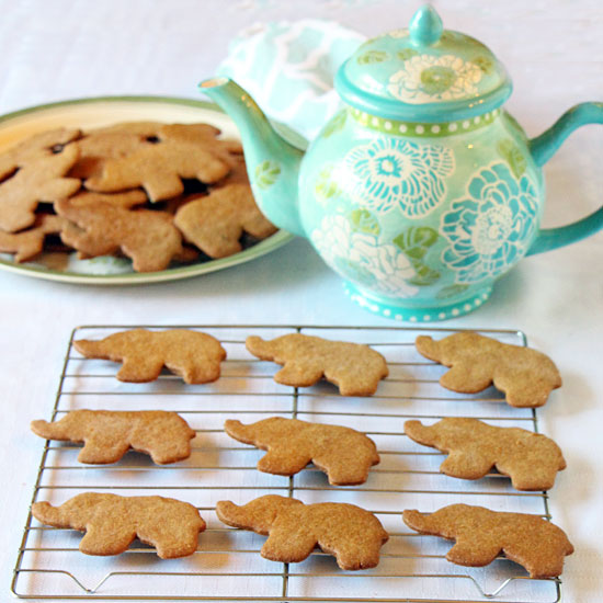 Thin Spice Cookies (Pepperkakor)
