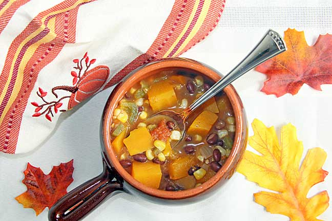 Fall Casino Food: Three Sisters Stew