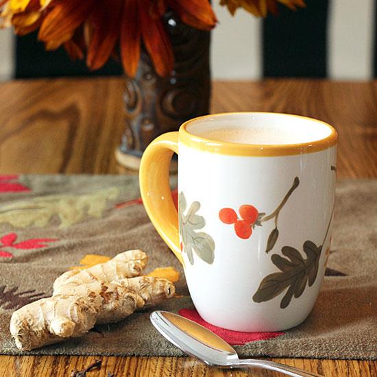 (Real) Pumpkin Chai Latte