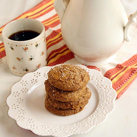 Word Vision Giveaway & Pumpkin Ginger Cookies