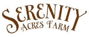 Serenity Acres Logo