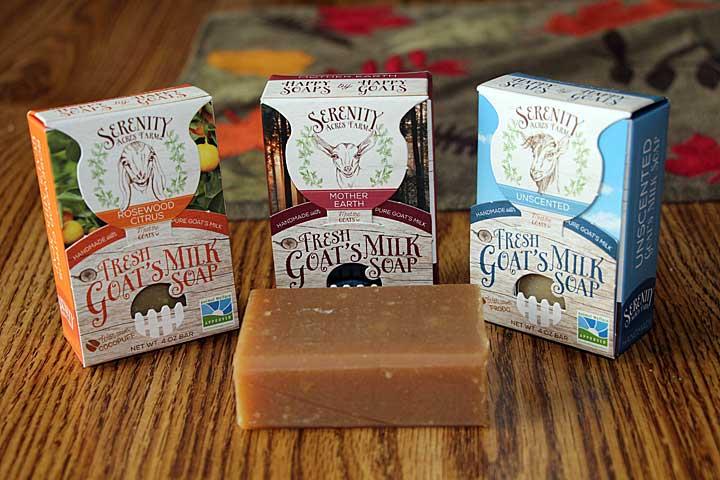 Serenity Acres Handmade Soaps