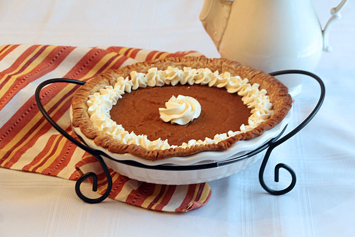 Carrot Pie -Formerly Known as Sweet Potato Pie