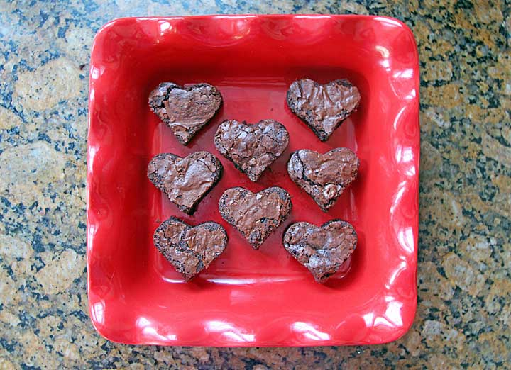 Fudgiest Whole Wheat Brownies