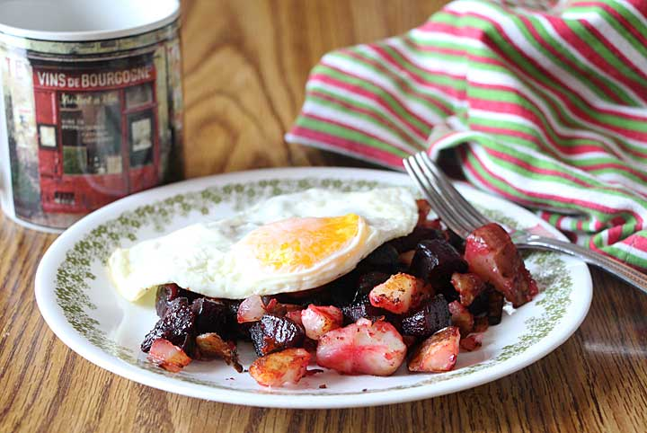 Quick Red Flannel Hash