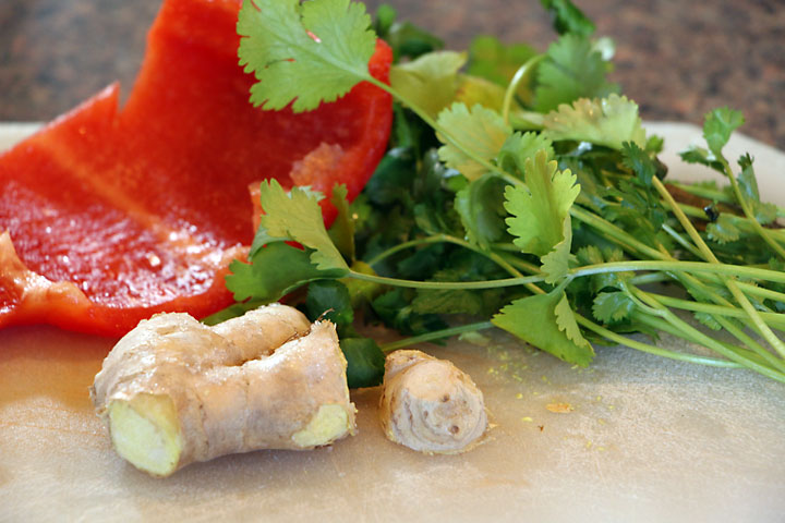 Thai Fish Cake Flavorings
