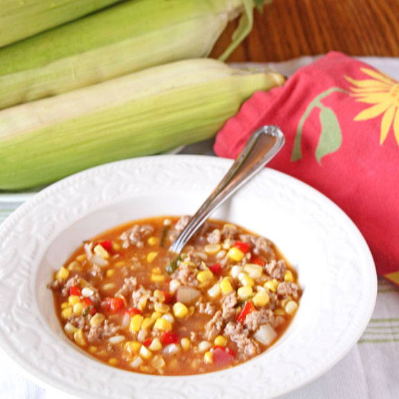 Iowa BBQ Soup