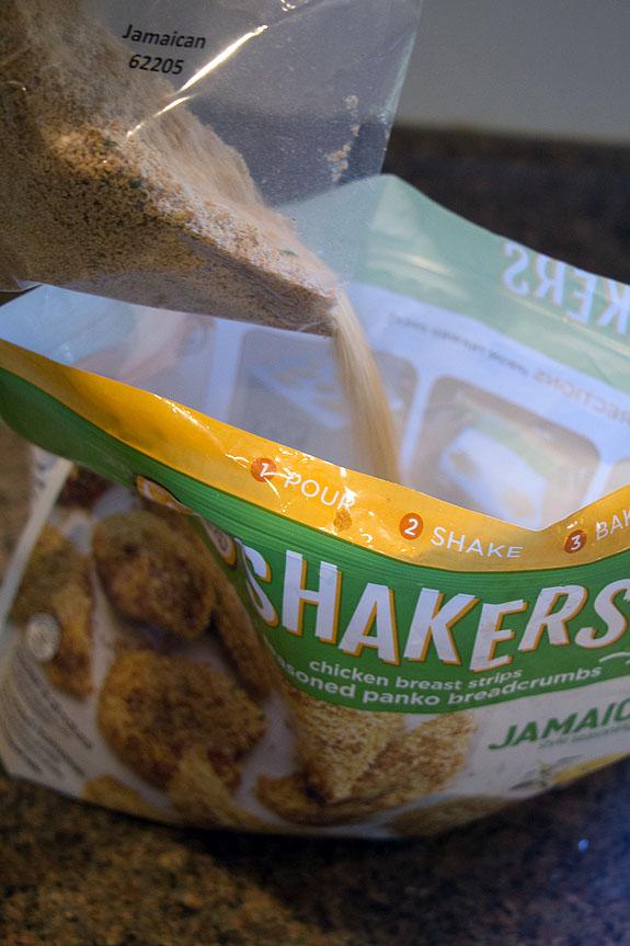Shake Gold'n Plump Chicken Shakers