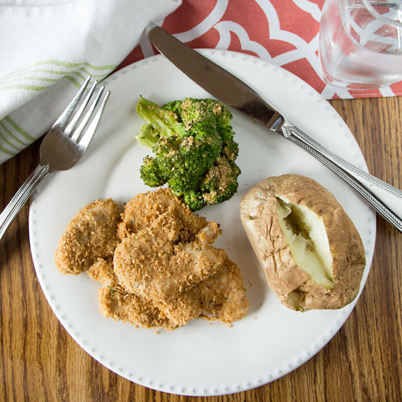 Quick Easy Gold'n Plump Chicken Shakers
