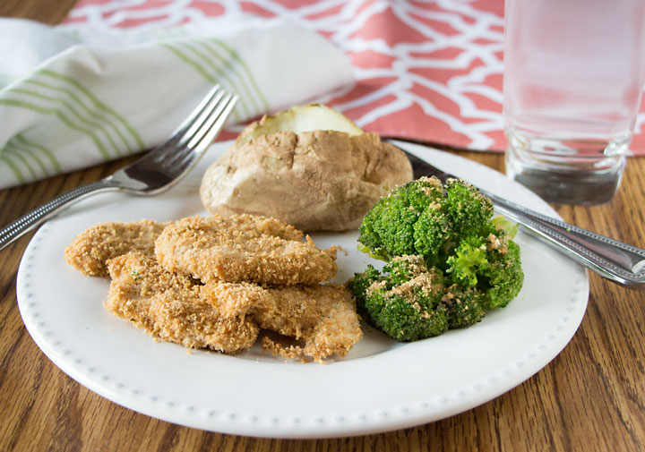 Love and Gourmet Chicken Tenders