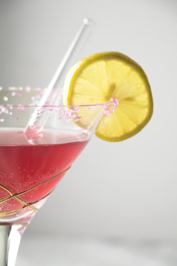 Sugar Plum Martini