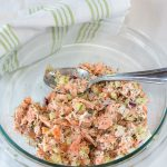 Healthy Salmon Salad Recipe