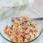 Healthy Salmon Salad Recipe