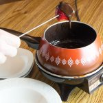 Chocolate Fondue–Fondue Pot Optional