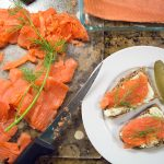 Step by Step Home Cured Gravlax (Salmon)