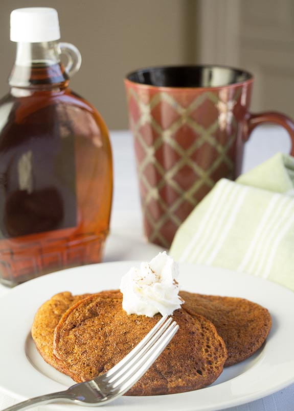 How do you make a pancake that's tasty, easy, healthy, fun--plus gluten free and paleo? Antioxidant Blender Sweet Potato Pancakes!