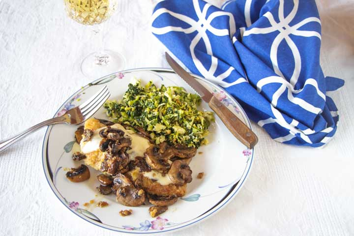 one-dish-chicken-mushrooms/ Meta description preview:Super easy and delicious, this One Dish Chicken & Mushrooms proves that a simple, one-dish entree can be good enough for company.