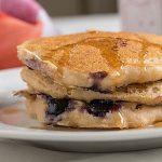 Fluffiest Whole Wheat Buttermilk Pancakes