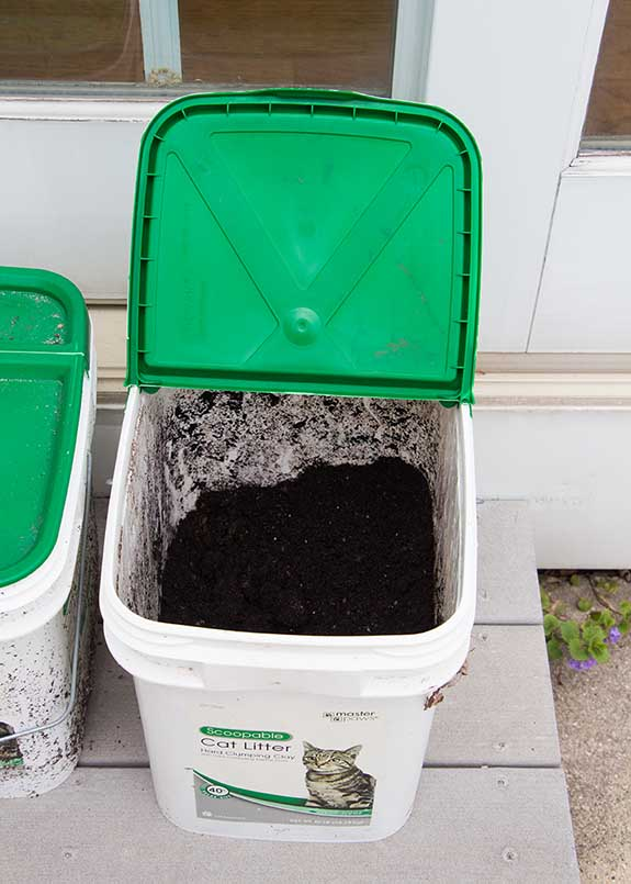 Easy Homemade Potting Soil