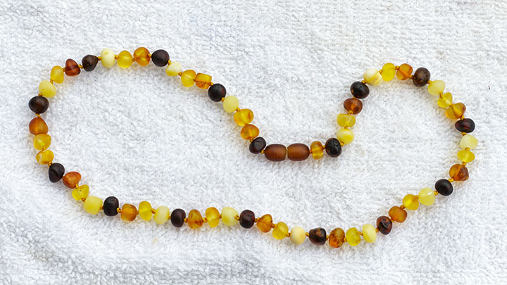 Amber Necklace Review and Giveaway