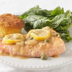 Quick Lemon Garlic Salmon