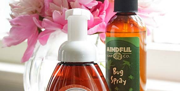Natural Bug Repellent Review and Giveaway
