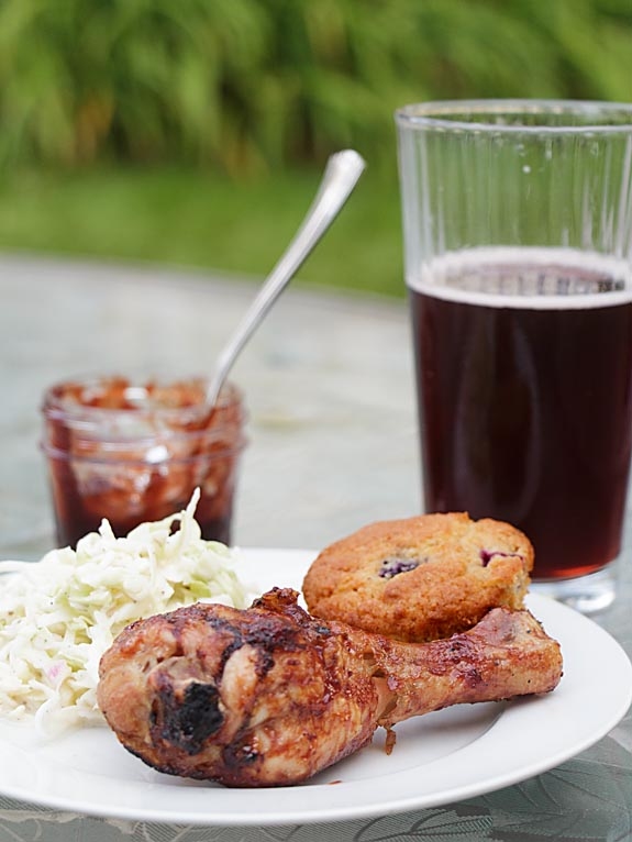 When life gets crazy, let a simple Barbecue Chicken rescue you. Easy, crispy and flavorful--every day needs a high point!