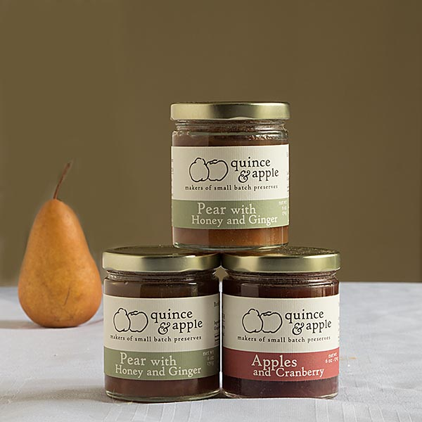Quince & Apple Preserves