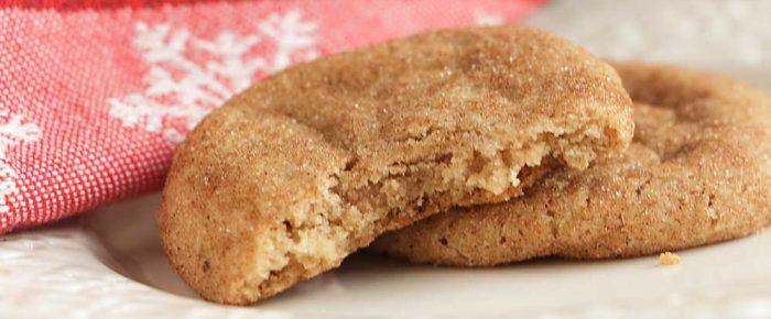 A Christmas Cookie Swap (or Not): Chai Tea Cookies