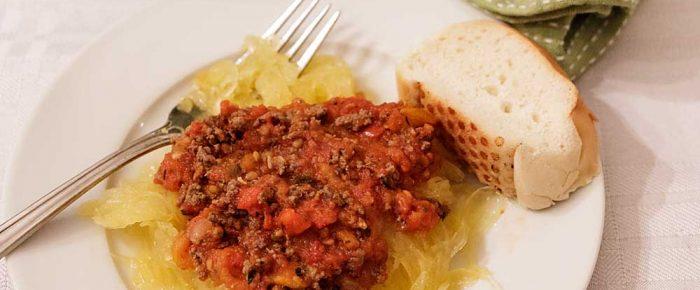 Savory Homemade Spaghetti Sauce