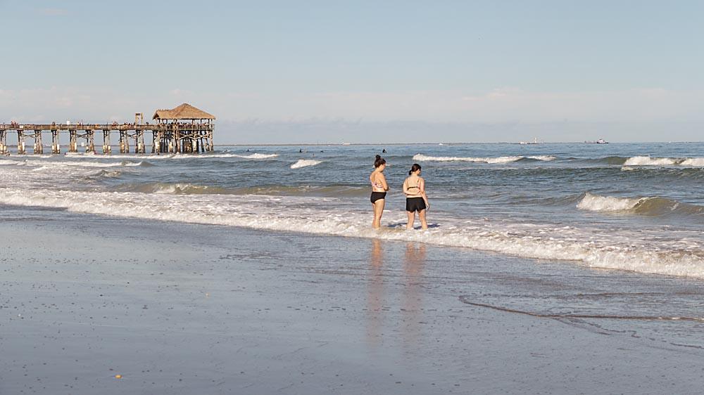 Cocoa Beach!