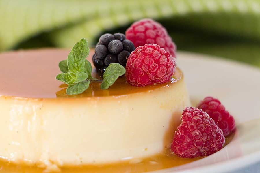 Crème Caramel is a smooth, creamy custard topping with rich dark caramel. Elegant enough for company and easy enough for an everyday treat, it's a top contender for perfect dessert.